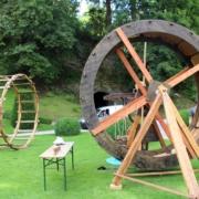 Laufrad für Kinder und Erwachsene aus Holz