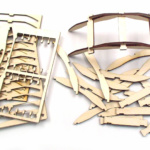 Einzigartige Ringstrukturen der Holzsysteme Moshammer jetzt in Miniatur